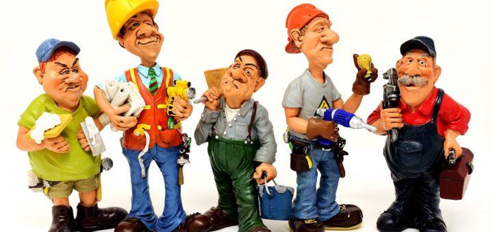 ремонтники