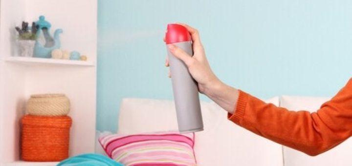 удалить неприятные запахи