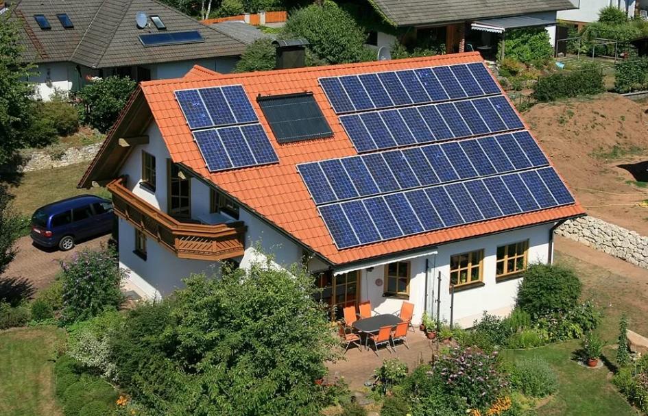 солнечные батареии