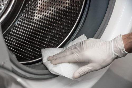 очищение стиральной машины