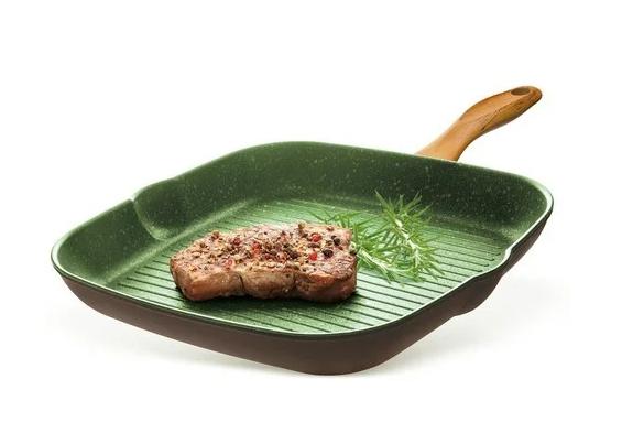 Тефлоновое покрытие сковороды гриль