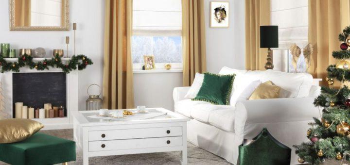 Одеяла, пледов, подушек и освещение - мы украшаем дом на праздники