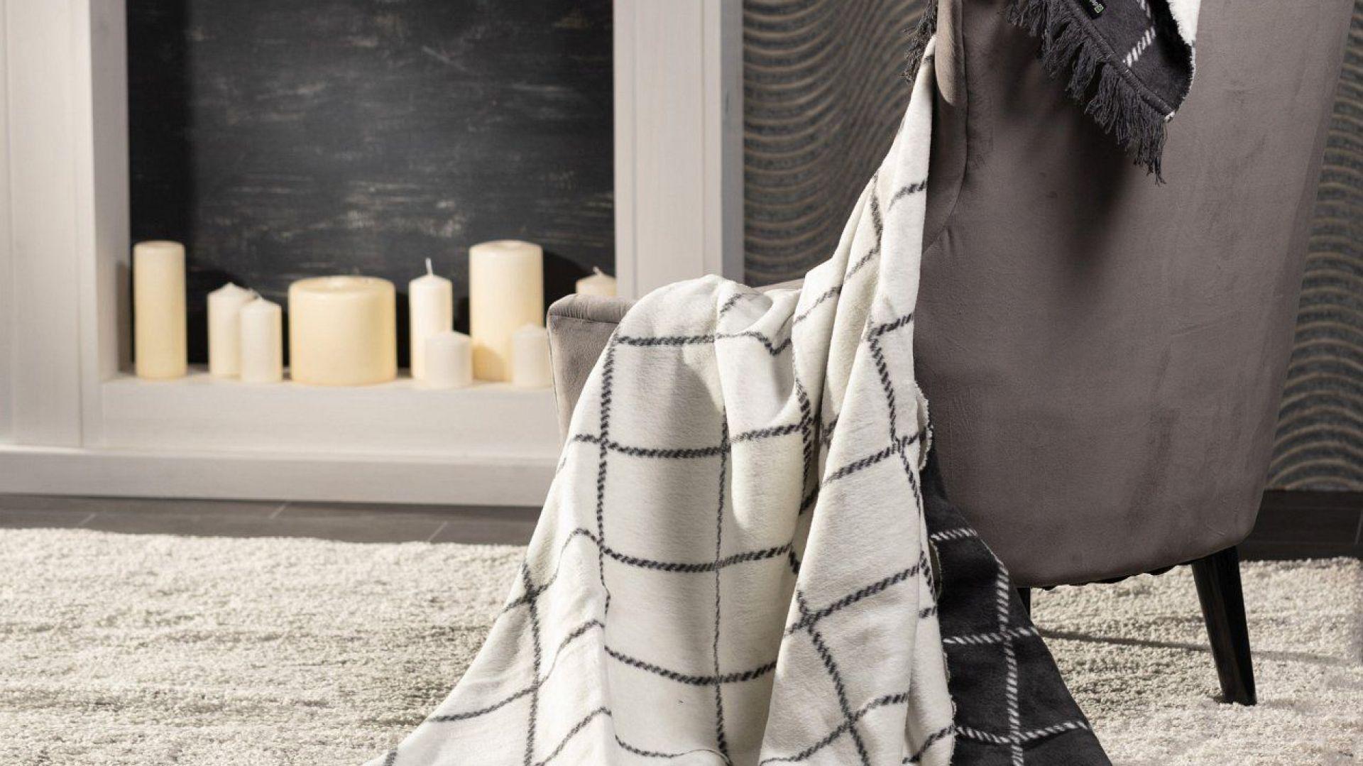 Одеяло, плед, подушки и освещение - мы украшаем дом на праздники