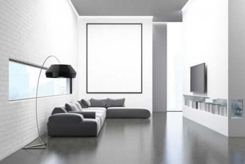 минимализм в доме