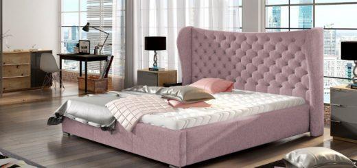 французский стиль современной спальни